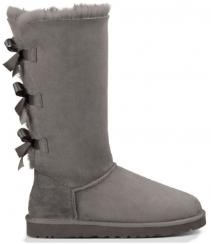 Bailey Bow Tall II Grey 1016434