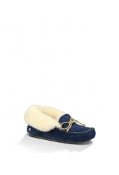 Alena Womens Navy 1004806