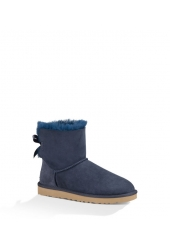 Mini Bailey Bow II Navy 1016501