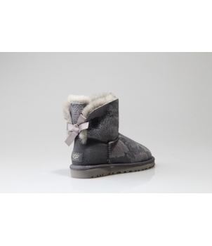 Bailey Bow Snake Mini Grey 1005534