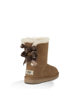 KID's Bailey Bow Chestnut 3280