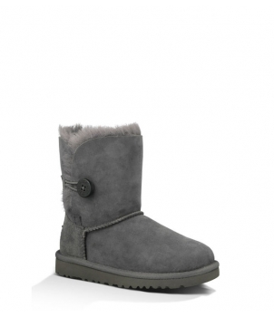 KID's Bailey Button Grey 5991