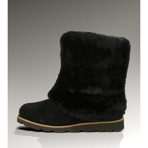 5eab8ce8e7d Maylin Black Suede Ugg Boots - cheap watches mgc-gas.com